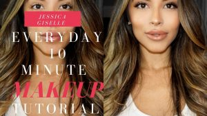 makeup tutorial everyday 10 minute makeup look for busy moms T 3 G5HQp8E